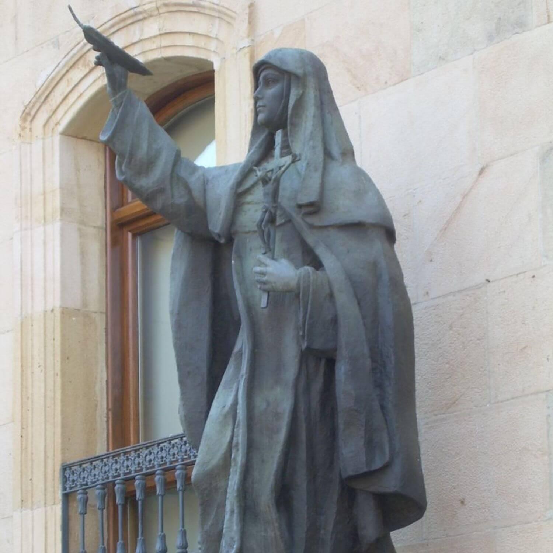 Programa de Radio María: A medida de tu corazón. Sor María de Jesús de Ágreda