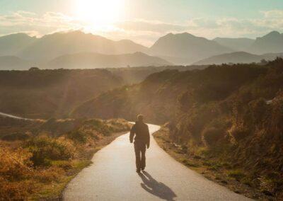 Camino de santidad