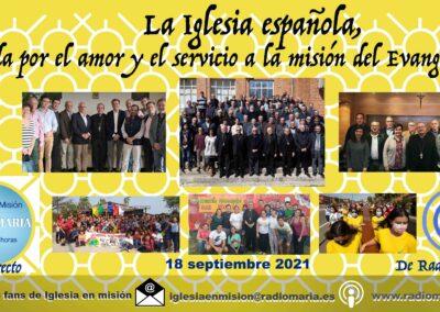 Iglesia en misión 18/09/21
