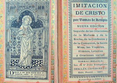 Clásicos de Espiritualidad: La Imitación de Cristo