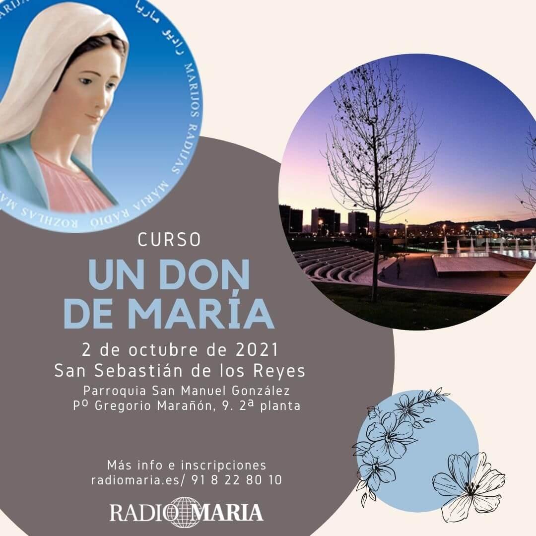 Curso Un don de María en San Sebastián de los Reyes