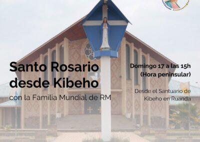 Santo Rosario desde Kibeho